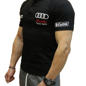 Audi Italia Team Polo shirt