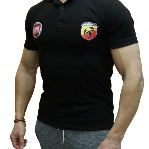 Fiat Abarth Polo Shirt