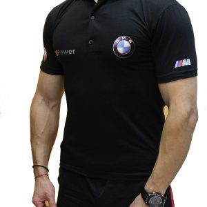 BMW M-Power polo shirt