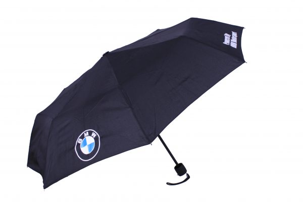 BMW automatic umbrella