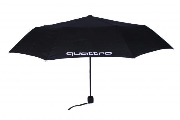Audi Quattro automatic umbrella