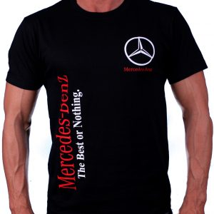 Mercedes-Benz Best or Nothing T-Shirt