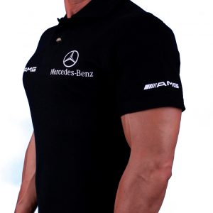 Mercedes-Benz AMG polo shirt
