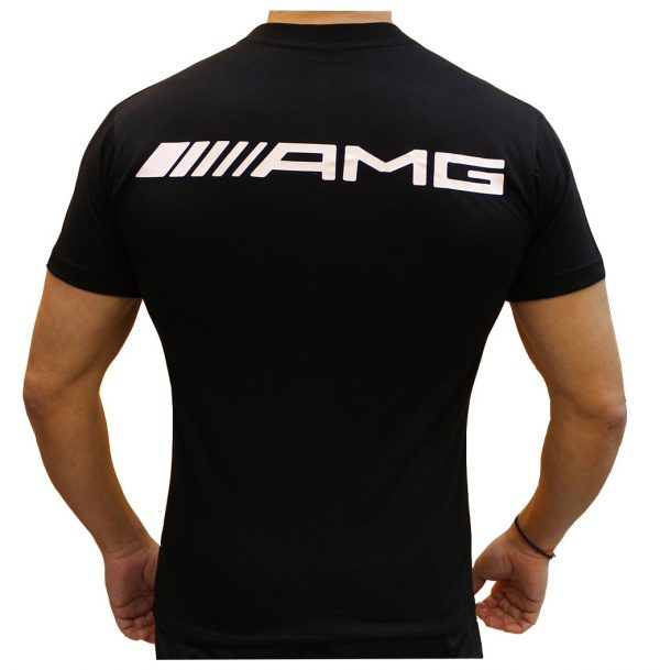 T-shirt Mercedes Benz AMG
