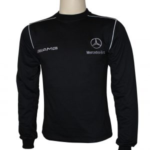Mercedes long sleeves shirt