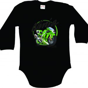 Kawasaki Ninja Bodysuit for Baby
