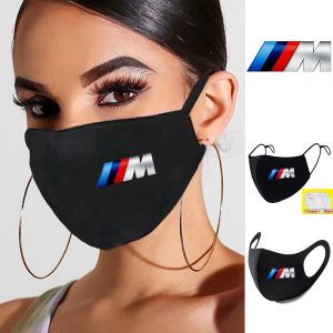 bmw-m-power-Print-Washable-Earloop-Face-Breathing Mask-Cycling-Anti-Dust-Environmental-Mask-Respirator
