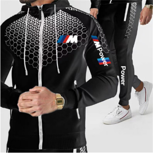2021New-BMW-M-Men-s-Football-Sets-Zipper-Hoodie-Pants-Two-Pieces-Casual-Tracksuit-Male-Sportswear